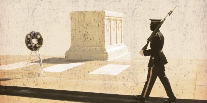 Gărzile de la Mormântul Soldatului Necunoscut