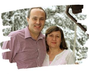Laurențiu și Clara Bărbulescu
