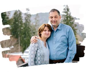 Eugen și Nicoleta Iordache